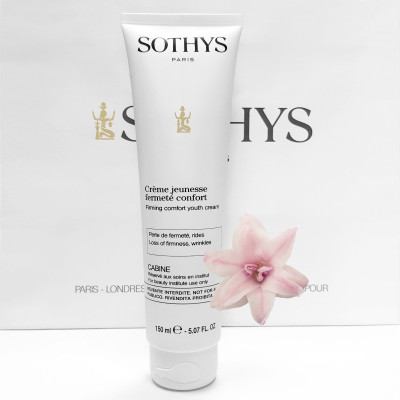 Крем насыщенный для интенсивного клеточного обновления и лифтинга SOTHYS Firming Comfort Youth Cream 150мл: фото