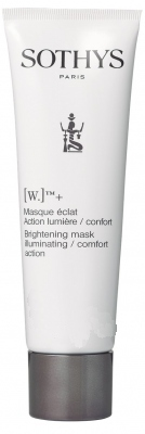 Маска осветляющая Sothys Brightening Mask 150 мл: фото