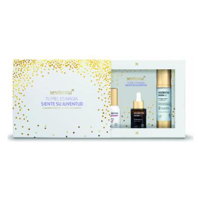 Набор SESDERMA SESGEN 32: Cream gel + SESGEN 32 Serum + RESVERADERM Mist: фото