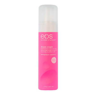 Крем для бритья EOS Ultra Moisturizing Shave Cream Pomegranate Raspberry: фото