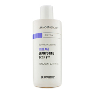 Шампунь клеточно-активный для нормальных волос La Biosthetique Anti Age Shampooing Actif N 1000мл: фото