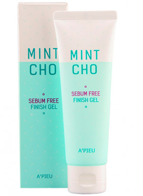 Гель финишный для жирной кожи A'PIEU Mintcho Sebum Free Finish Gel 50мл: фото