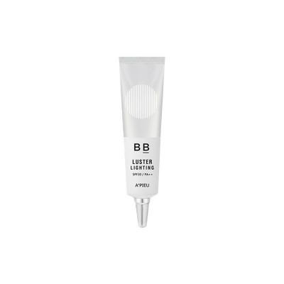 ВВ-крем с эффектом сияния A'PIEU Luster Lighting BB Cream SPF30/PA++ №21: фото