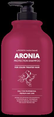 Шампунь для волос АРОНИЯ EVAS Pedison Institute-beaut Aronia Color Protection Shampoo 500мл: фото