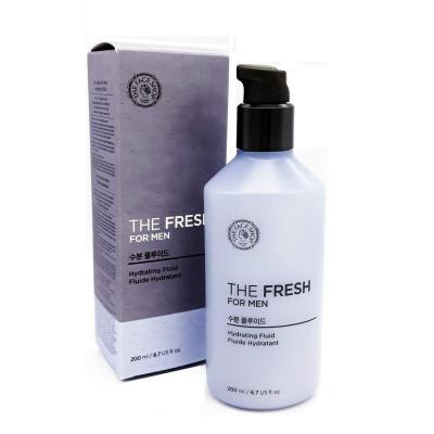 Флюид увлажняющий для мужчин The Face Shop The Fresh For Men Hydrating Fluid 170мл: фото