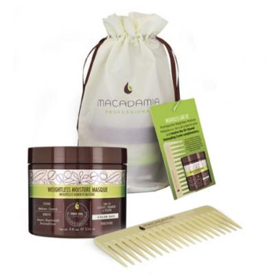 Набор Питание и уход для всех типов волос Macadamia Nourishing Care Kit: фото
