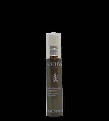 Сыворотка омолаживающая для разглаживания морщин SOTHYS Wrinkle-Specific Youth Serum Anti-age 10мл: фото