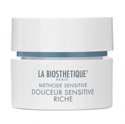 Крем успокаивающий интенсивный для очень сухой, чувствительной кожи La Biosthetique Douceur Sensitif Riche 200мл: фото