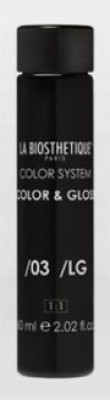 Тонирующий гель без аммиака La Biosthetique Color & Gloss №03 Золотистый 60мл*3: фото