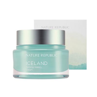 Крем питательный NATURE REPUBLIC Iceland Nourishing Watery Cream 50 мл: фото