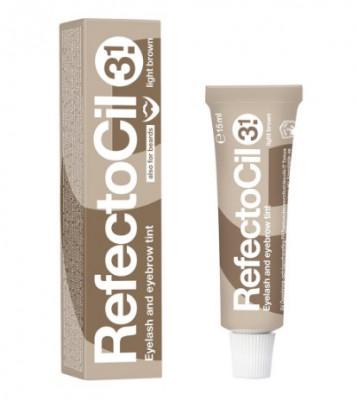 Краска для бровей и ресниц REFECTOCIL #3.1 светло-коричневая, 15мл: фото