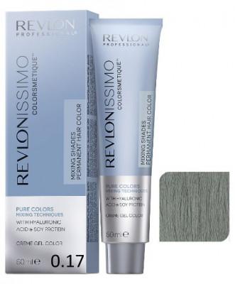 Микстон Revlon Professional REVLONISSIMO Pure Colors 0,17 Бронзовый Серый 60мл: фото