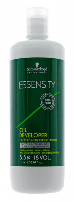 Лосьон активирующий на масляной основе 5,5% Schwarzkopf Professional Essensity OIL DEVELOPER 1000 мл: фото
