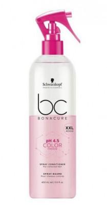 Спрей-кондиционер Schwarzkopf professional Bonacure pH 4.5 Color Freeze 400 мл: фото