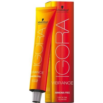 Крем-краска Schwarzkopf Professional IGORA VIBRANCE 5-1 Светлый коричневый сандрэ 60 мл: фото