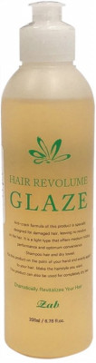 Средство для глазирования волос JPS Zab Hair Revolume Glaze 200мл: фото