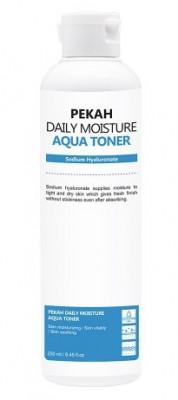 Тонер для лица освежающий PEKAH Daily Moisture Aqua Toner 250 мл: фото