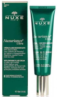 Эмульсия восстанавливающая антивозрастная Nuxe Nuxuriance Ultra 50 мл: фото