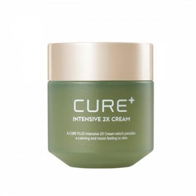 Увлажняющий крем с экстрактом алое Cure Intensive 2X Cream 50г: фото