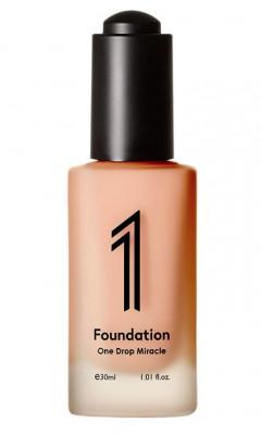 Тональная основа для лица 1 Foundation One Drop Miracle Air Tint оттенок #Y23: фото