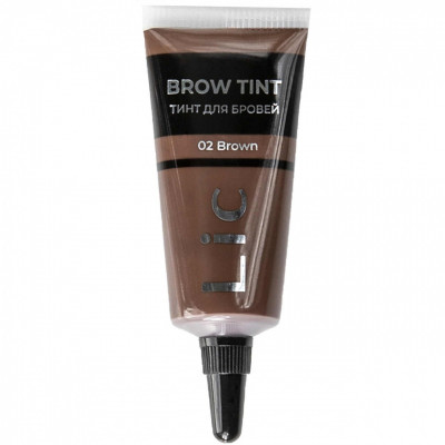 Тинт для бровей Lic Brow Tint 02 Brown: фото