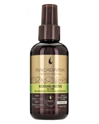 Масло-спрей увлажняющий уход Macadamia Nourishing moisture oil spray 125мл: фото