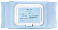 Очищающие салфетки для лица на масляной основе MISSHA Super Agua Ultra Hyalron Cleansing Oil Wipes 30шт: фото