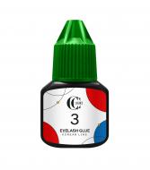 Клей для наращивания ресниц CC Lashes 3 Eyelash glue Korean line 5 г: фото