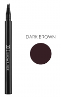 Маркер для бровей CC Brow 3D BROW LINER dark brown: фото